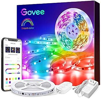 Govee 16.4ft APP Control Bluetooth LED Light Strip
