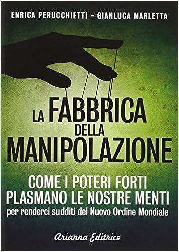 Book FABBRICA DELLA MANIPOLAZIONE (