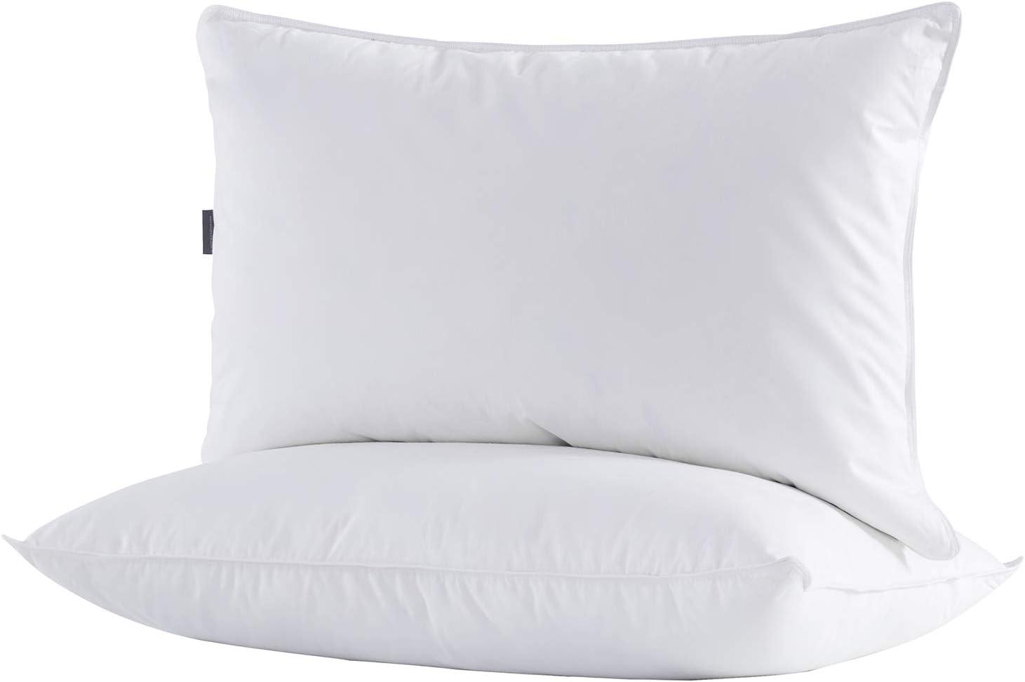 Almohada medio firme