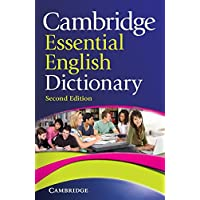 Cambridge Essential English Dictionary 2nd Paperback (Cambridge Essential Eng Dictio)
