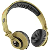 House of Marley EM-JH053-DT Marley Riddim Desert On-Ear Headphones