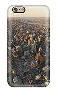 Hot Nyc City Man Made City First Grade Tpu Phone Case For Iphone 6 Case Cover
