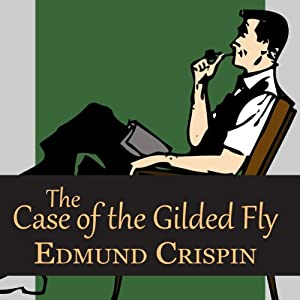 The Case of the Gilded Fly Audiobook