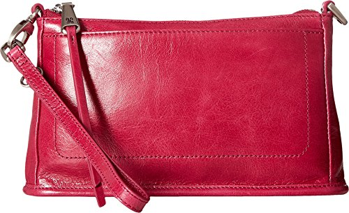 [Hobo Women's Vintage Cadence Convertible Crossbody Bag (Fuchsia)] (Hobo Purse)
