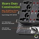 6 Way Blade Fuse Box for Automotive [ATC/ATO