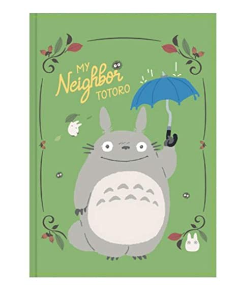 2020 Ghibli Studio Animation [My My Neighbor Totoro] Diary Journal Weekly Planner Scheduler Datebook Notebook (5.0 x 7.3 inches). A Post Card included
