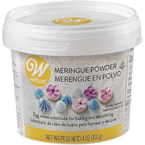 Wilton Meringue Powder Egg White Substitute, 4 oz.