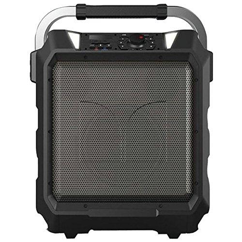 Monster Rockin' Roller Portable Indoor/Outdoor Water Resistent Wireless Speaker (Monster Large Cable)