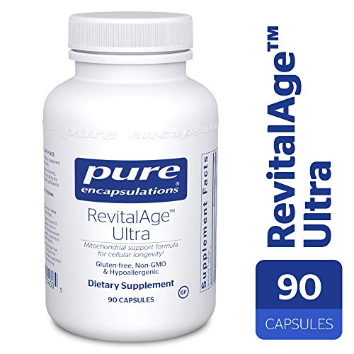 (Pure Encapsulations - RevitalAge Ultra - Hypoallergenic Supplement for Enhanced Cardiovascular, Metabolic and Neurocognitive Support* - 90 Capsules)