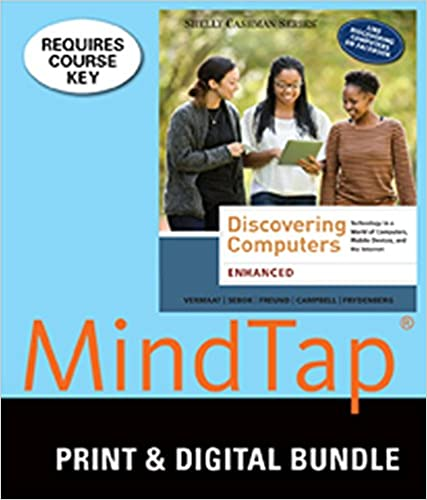 Bundle enhanced discovering computers mindtap computing 1 term bundle enhanced discovering computers mindtap computing 1 term 6 months access code 1st edition fandeluxe Image collections