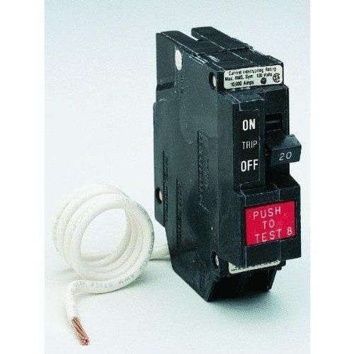 Circuit Breaker, Model: THQL1120GF, Tools & Hardware store