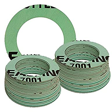 Sterling Seal CRG7001.1200.062.150X5 7001 Compressed Non-Asbestos Pack of 5