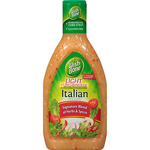 Wish-Bone Salad Dressing, Light Italian, 15 (Light Pasta)