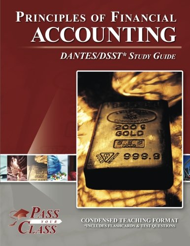 DSST Principles of Financial Accounting DANTES Study Guide