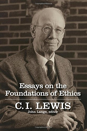 Download Essays on the Foundations of Ethics ebook