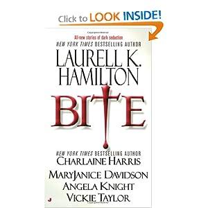 Bite Laurell K. Hamilton, Charlaine Harris, MaryJanice Davidson and Angela Knight