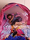 Kids Dream Bed Tent Twin Size - Deluxe Space