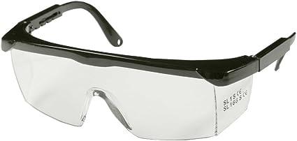 Panoramabrille Seitenschutz farblos 61016 Arbeitsschutzbrillen und Zubehör