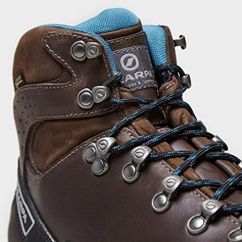 Boot Pro Scarpa lake Kaliash Lady Blue Brown GTX HgnHUwq5xS