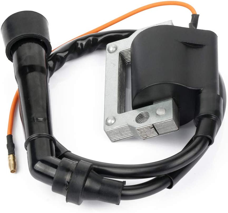 TUPARTS Pack of 1 Ignition Coil Fits for Bombardier DS650// DS650 Baja// DS650 X// DS650 X Baja Can-Am DS650 X Kawasaki KLR250 1985-2007