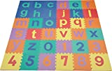 We Sell Mats lowercase ABC/123 Mat