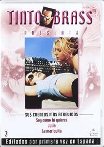 Tinto Brass - Sus Cuentos Mas Atrevidos 2 [DVD]: Amazon.es