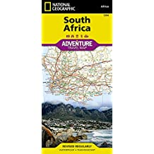 South Africa (National Geographic Adventure Map)