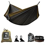 3 Questions to Ask Before Buying a Hammock  I wouldn't buy a hammock without these answers.   Question #1: Is it strong enough?   The biggest complaint I've heard when people buy other hammocks is that it broke and they ended up on the ground, someti...
