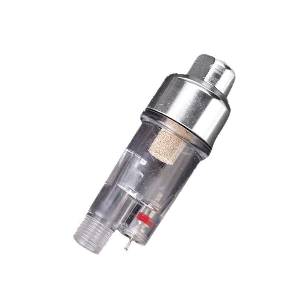 Aerografia 1//8/mini Filtro Aire anti Fog purga nebulizzata para aer/ógrafo