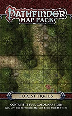 Pathfinder Map Pack: Forest Trails: Engle, Jason A., Staff, Paizo: Amazon.es: Juguetes y juegos