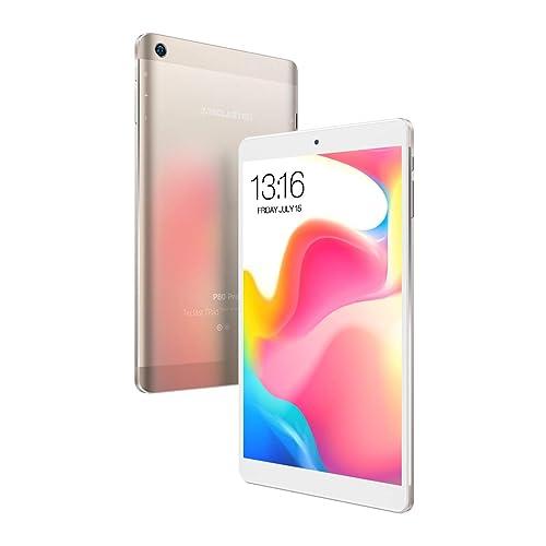 TECLAST Tablet PC P80Pro 8 FHD 1920 1200 OGS Pantalla Táctil 3GB RAM 32GB ROM Android 7 0 Quad Core GPS 5300mAh Soporta SIM Card 2 4G 5G Doble WiFi Bluetooth 4 0 Dorado Champagne