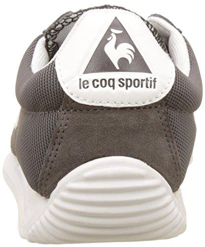 Quartz Nylon Le Trainer Unisex Erwachsene Gull Low Coq Sportif Gray Dark Grau ICwwqXf