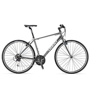 Giant Escape 1 Hybrid Bike Size: L, Colour: charcoal: Amazon