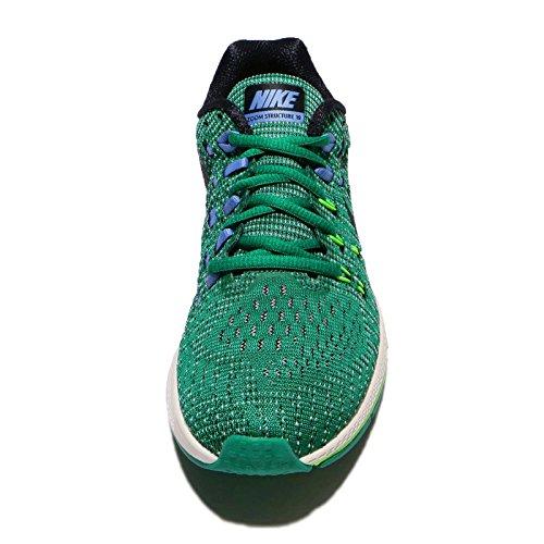 W Lucid Black Bl chlk Verde Structure Zoom Air da Scarpe Donna sail Corsa Green 19 Nike R1vd7qwR
