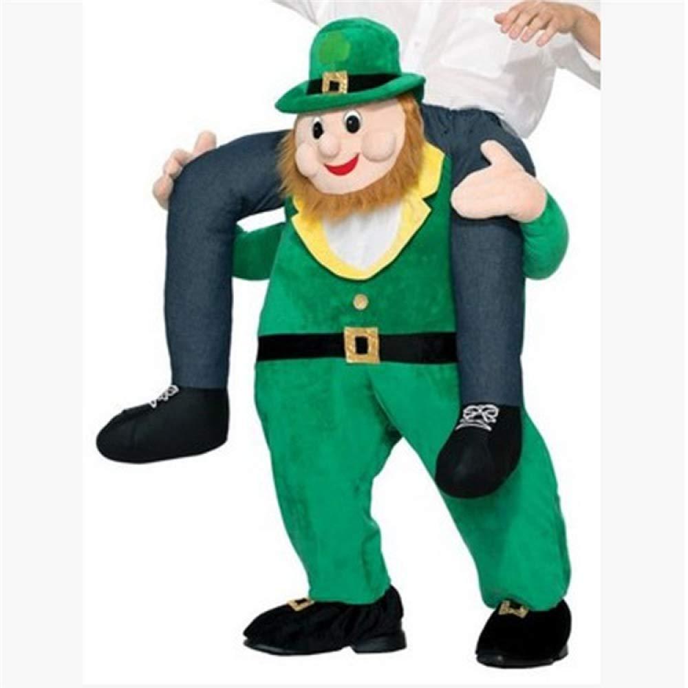 K YIWANGO Cosplay Cartoon Costume Christmas Spoof Magic Pants Animal Back Pants Beer Festival Costume Props,B