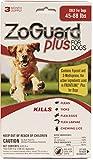 Dog Flea Treatment Collar - ZoGuard (3 pack) Large (45-88 lbs)