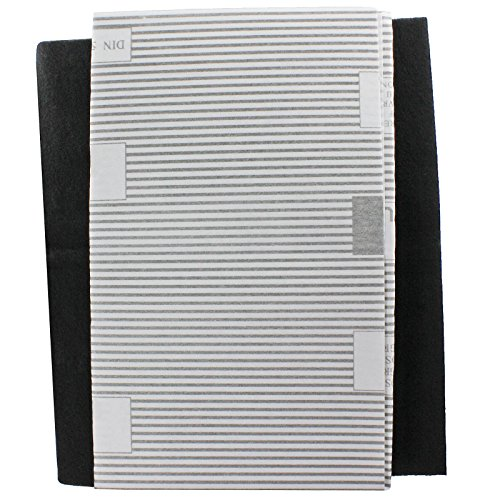 (Spares2go Large Cooker Hood Grease Filters For Zanussi Vent Extractor Fans (2 x Filter, Cut to Size - 100 cm x 47)