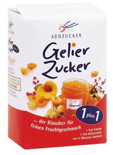 Südzucker Gelierzucker 1 plus 1, 10er Pack (10x 1 kg)