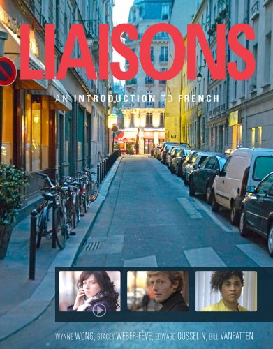 Liaisons: An Introduction to French Pdf