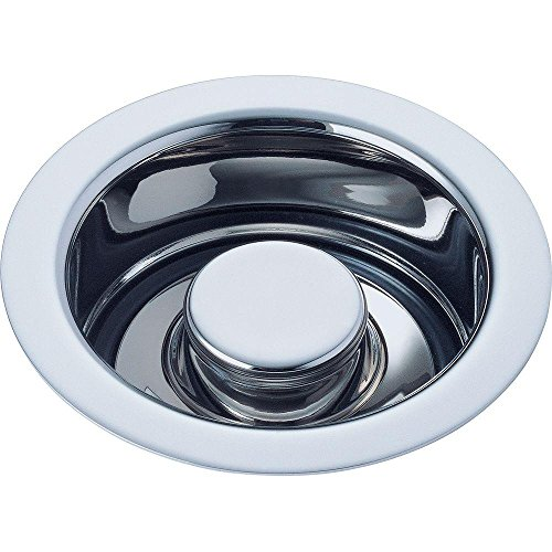 Delta Faucet 72030 Accessory Sink Disposal and Flange Stopper, Chrome by DELTA FAUCET