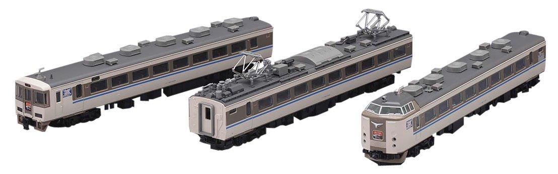 TOMIX Nゲージ 183系 まいづる セット 92399 鉄道模型 電車 B004PGHM60