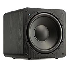 The power and intensity of a world-class subwoofer from a compact 13-inch sealed cabinet design, the SVS SB-1000 subwoofer is small enough to conceal in any room yet powerful enough to energize a space with deep, effortless and articulate bas...