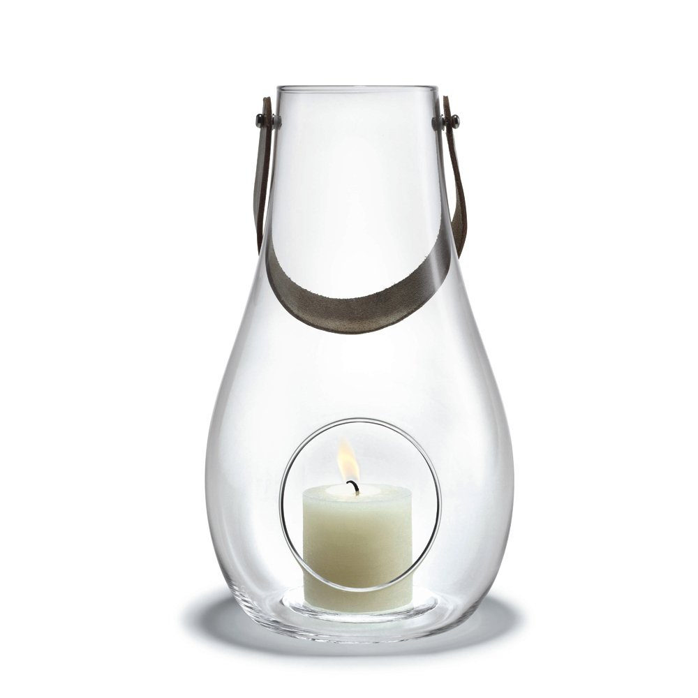 Holmegaard Design With Light By Maria Berntsen. Lantern Tall (11.4 In. H)