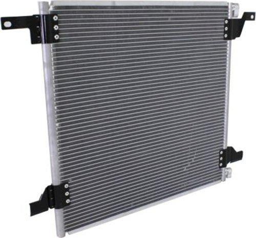 Crash Parts Plus Parallel Flow A//C Condenser for Dodge Dakota CH3030216