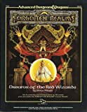 img - for Dreams of Red Wizards/Module (Advanced Dungeons and Dragons Forgotten Realms Accessory) book / textbook / text book