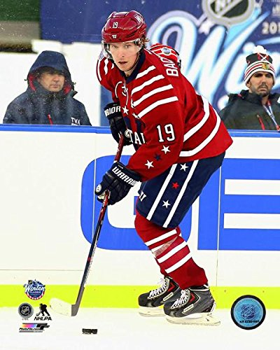 9d3394b7a Image Unavailable. Image not available for. Color  Nicklas Backstrom 2015  Washington Capitals NHL Winter Classic Action ...