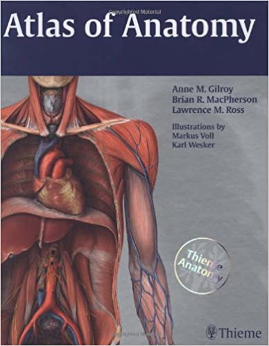 Atlas of Anatomy (Thieme Anatomy): 9781604061512: Medicine & Health ...