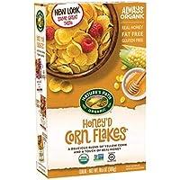 Nature's Path Organic Honeyed Corn Flakes, 300g