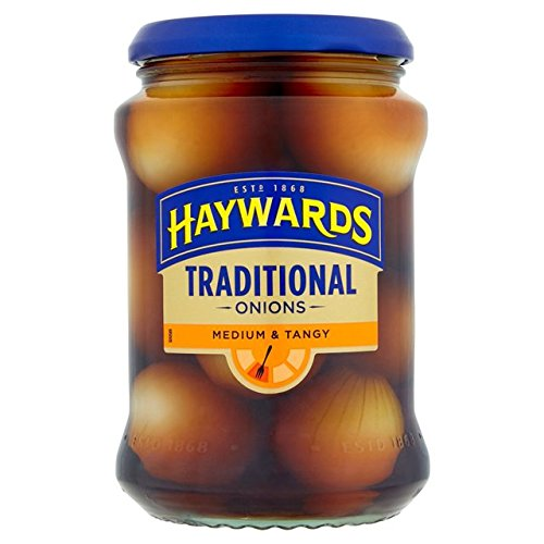Haywards Traditional Onions 400 grams (Onions Jar)