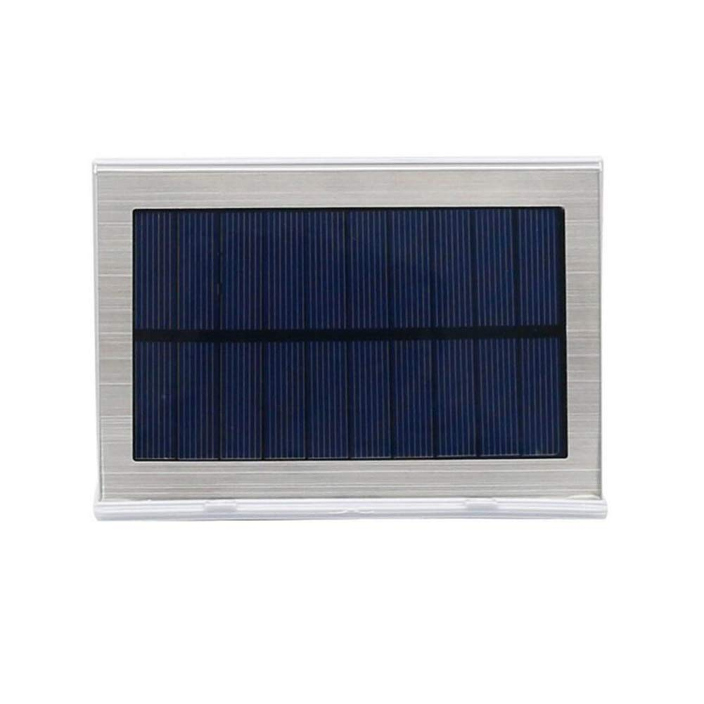 Solar Wall Light, Infrarot-Sensorlicht 21led Outdoor Super Bright Wall Lampe 3.5W Street Lamp Multiple Brightness Adjustment